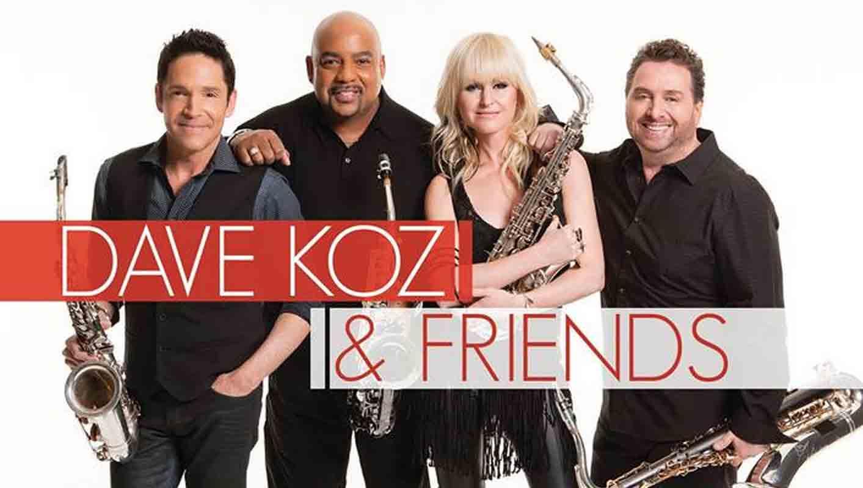 Dave Koz & friends at sea