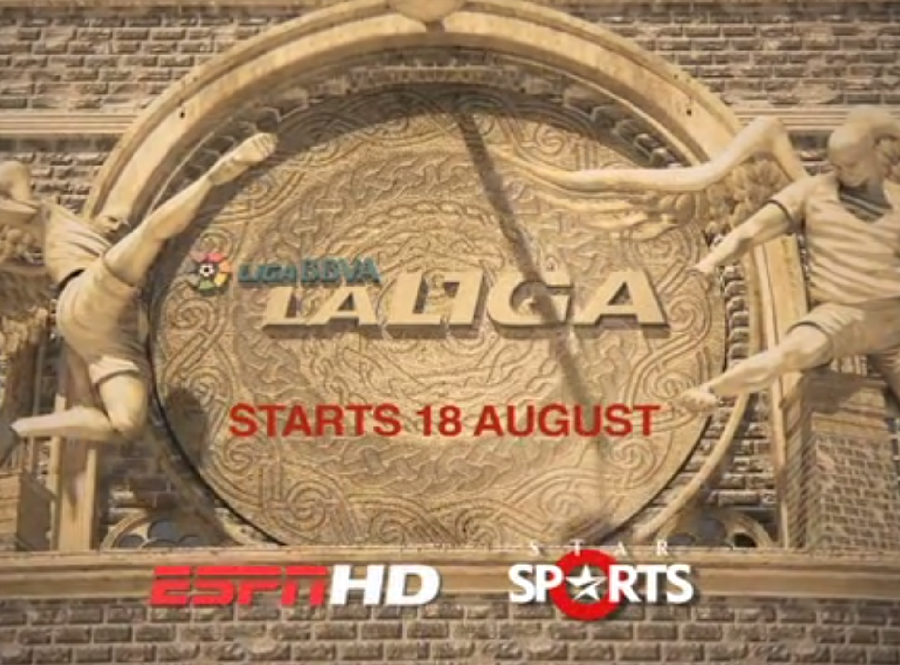 La Liga – ESPN Teaser