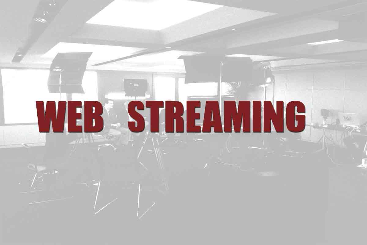Web Streaming